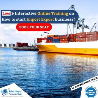 Learn How to do Import Export business & international trading
