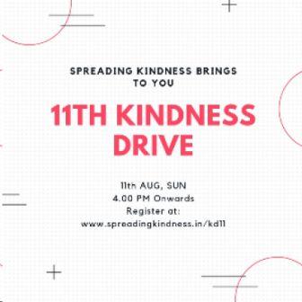 11th Kindness Drive
