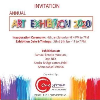 ANNUAL ART EXHIBITION 2020