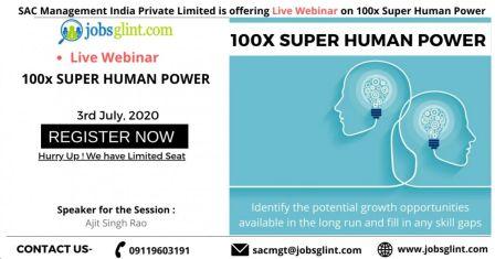 100x Super Human Power