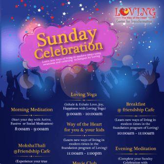 Sunday Celebration