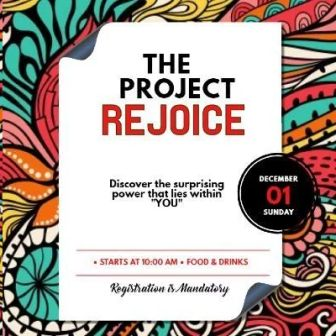 The Project Rejoice