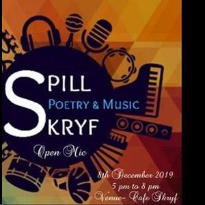 Spill × Skryf Poetry & Music Open Mic Ahmedabad