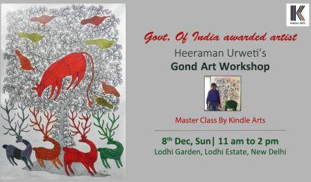 Gond Art Workshop