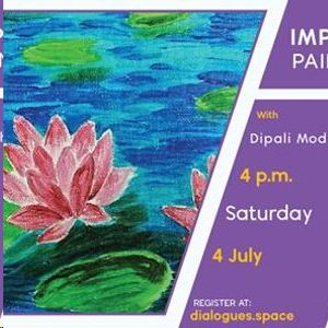 Impasto Painting Workshop
