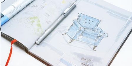 Sketching Furniture (ONLINE WORKSHOP)