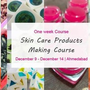 Skin Care Product Making Course