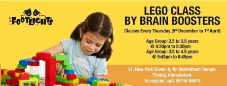 Lego Classes