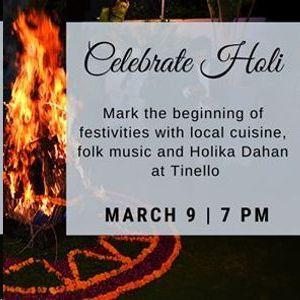Celebrate Holi Eve with Hyatt