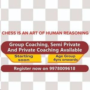 Chess Orientation Program by Mind Your Step Chess Academy