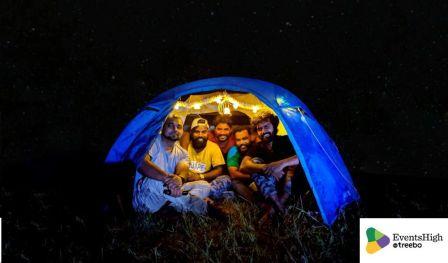 Camping Under stars at Bandhardara | GreenWorldExplorers