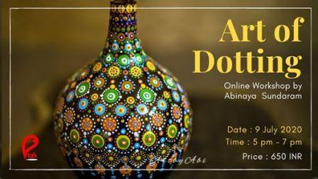 Art of Dotting : Online Workshop