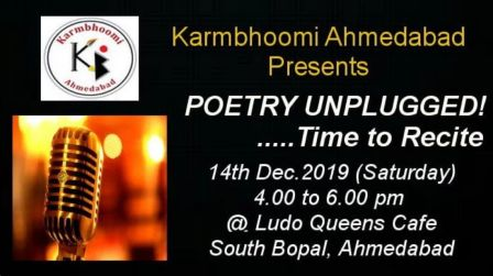 POETRY UNPLUGGED !!! Time to Recite