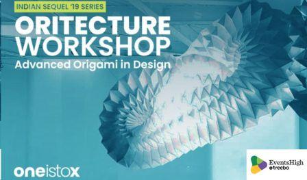 Oritecture : Advanced Origami in Design - With Ar. Ankon Mitra