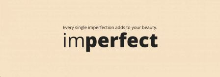 Living with imperfections