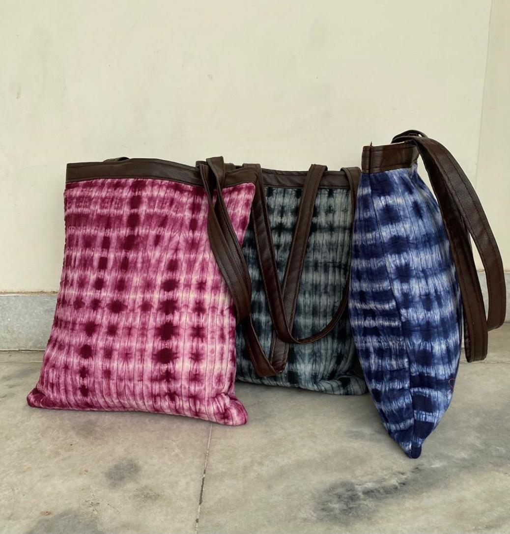 Aastha - Colourful Tote Bags