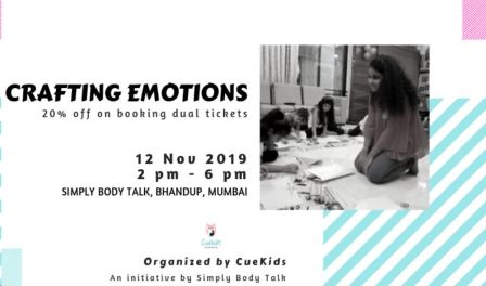 Crafting Emotions by Simply Body Talk