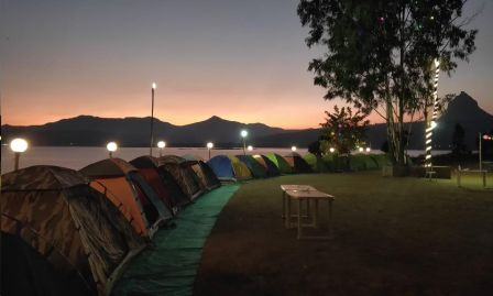 Special Offer : Pawna Lakeside Camping