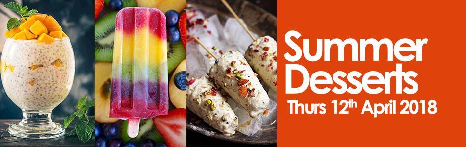 Summer Desserts - With Madhura Vayal, Ruchi Singh