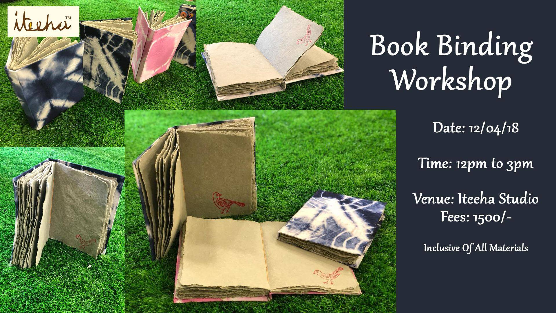 Book Binding Workshop