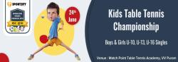 Kids Table Tennis Championship - BSC18