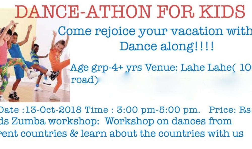 Dance-Athon for KIDS