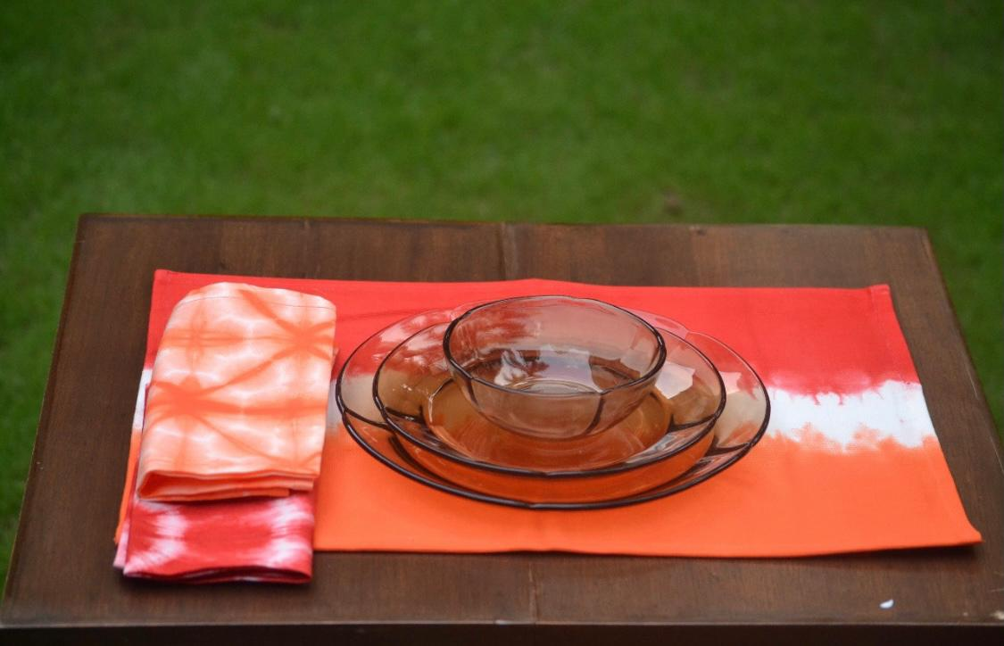 Aastha - Table Mats with Napkins