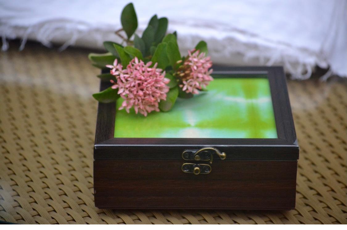 Aastha - Multipurpose Wooden Box