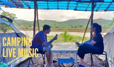 Camping & Live Music Near Mumbai