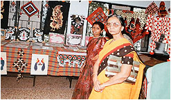 Exhibition Of Artifact Created By Women - Aastha