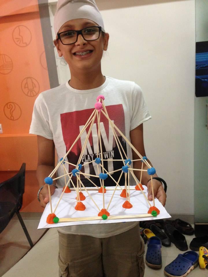 STEM workshop for 10+
