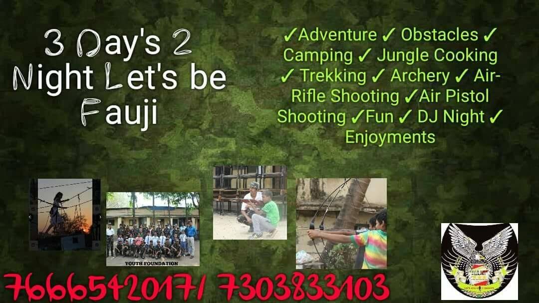 Kids Special Summer Fauzi Camp