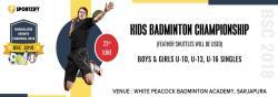 Kids Badminton Championship - BSC2018