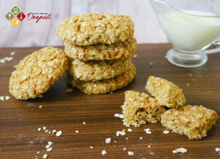 Whole Wheat Cookies and Biscuits(Egg less)