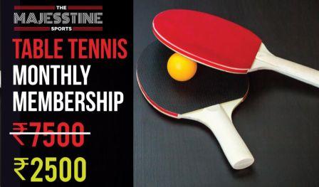 Table Tennis Membership in HSR