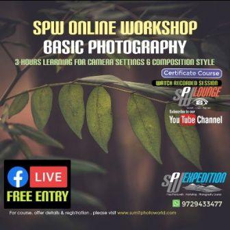 SPW Online Basic Photography Workshop