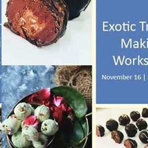 Exotic Truffles Making Workshop