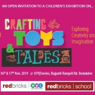 `Toys and Tales` - Children`s Mega Project Exhibition by Redbricks