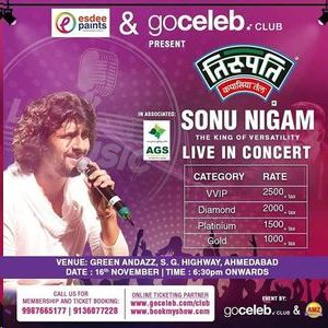 Sonu Nigame Live In Concert