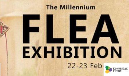 The Millennium Flea Exhibition at Mumbai - BookMyStall