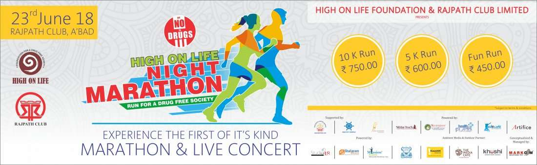 High on Life Night Marathon with Live Concert