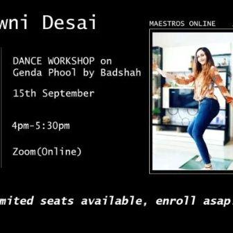 Dance on song Genda Phool by Badshah