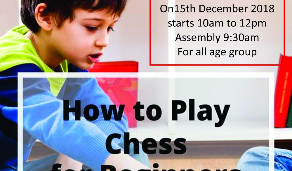 Learn and Play chess for Beginners