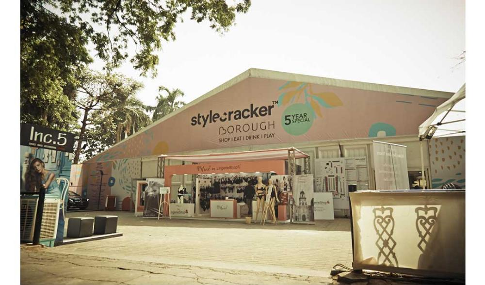 The StyleCracker Borough