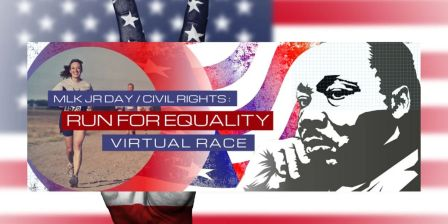 MLK Jr Day / Civil Rights : Run for Equality