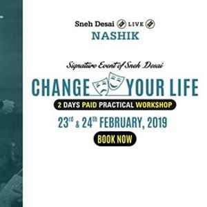 Nashik - Change Your Life Workshop