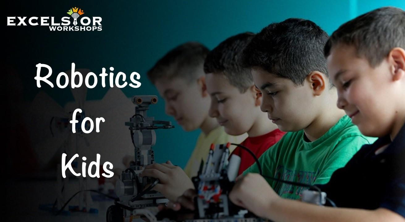 Robotics Foundation for Kids - Weekends