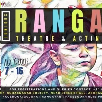 Rangayan Junior - Theatre & Acting Workshop for Kids (Season 7)