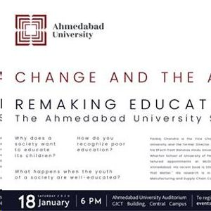 Change And The Arts: Public Lecture by Pankaj Chandra
