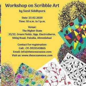 Workshop on Scribble Art